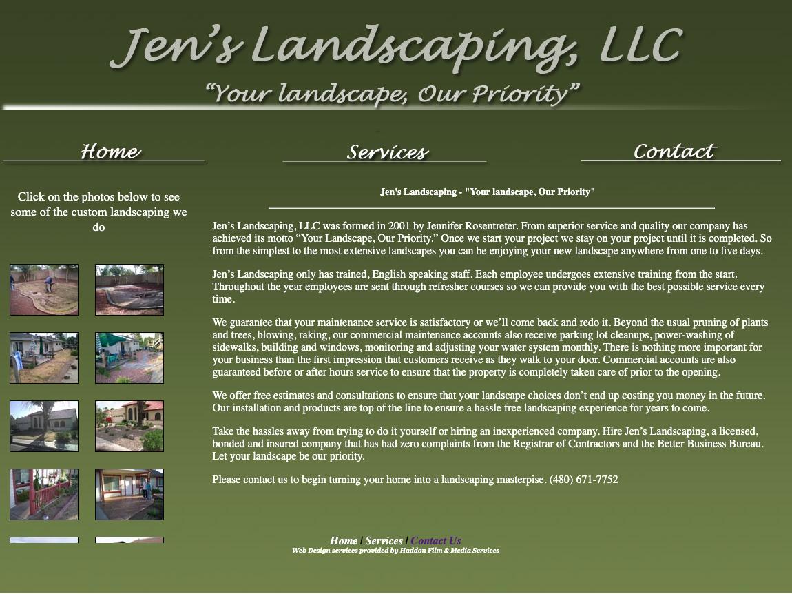 Jen's Landscaping