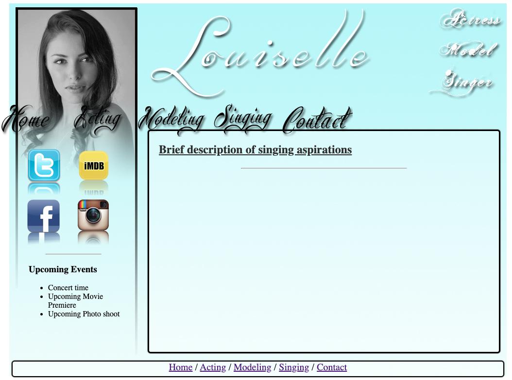Louiselle