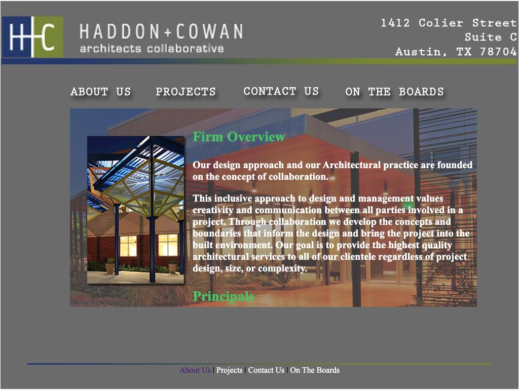 Haddon & Cowen Architects Collaborative