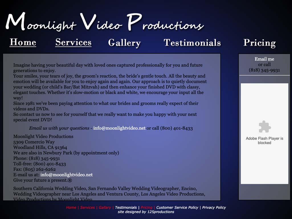 Moonlight Video Production