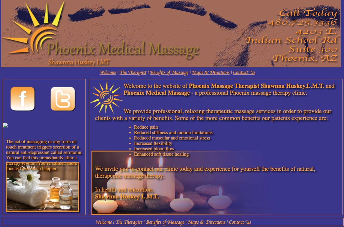 Phoenix Medical Massage